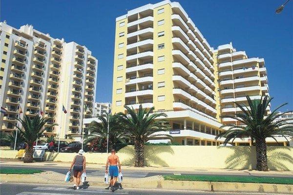 Гостиница «Club Dos Arcos», Praia da Rocha