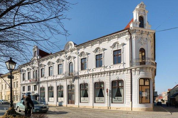 Hotel Praha - фото 23