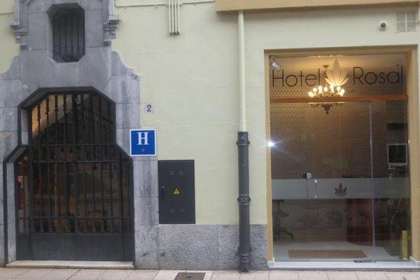 Hotel Rosal - фото 23