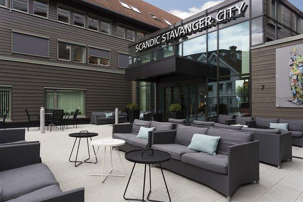 Scandic Stavanger City - фото 12