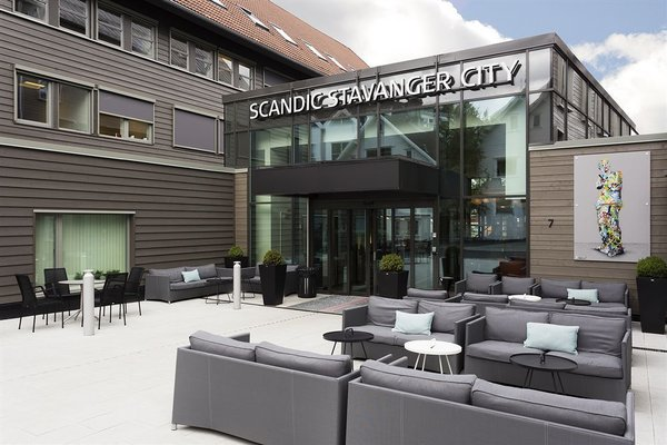 Scandic Stavanger City - фото 13