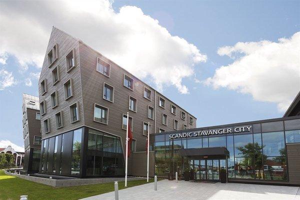 Scandic Stavanger City - фото 23