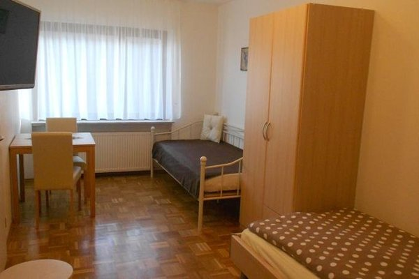Aparthotel Marz - фото 1