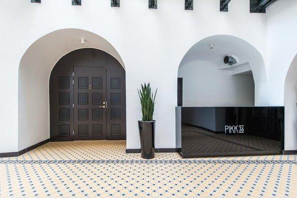 Апарт-отель Delta - фото 21