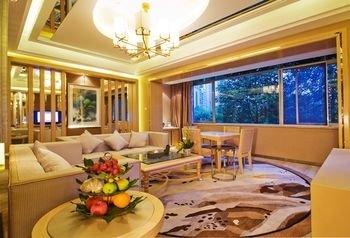 Chengdu Wangjiang Hotel - фото 9