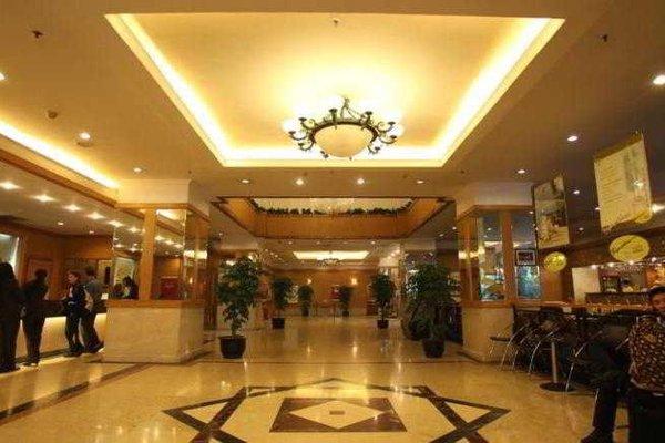 Garden City Hotel Chengdu - фото 7