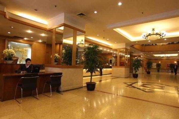 Garden City Hotel Chengdu - фото 9