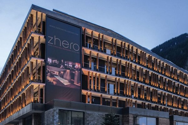 Hotel Zhero - Ischgl/Kappl - фото 22