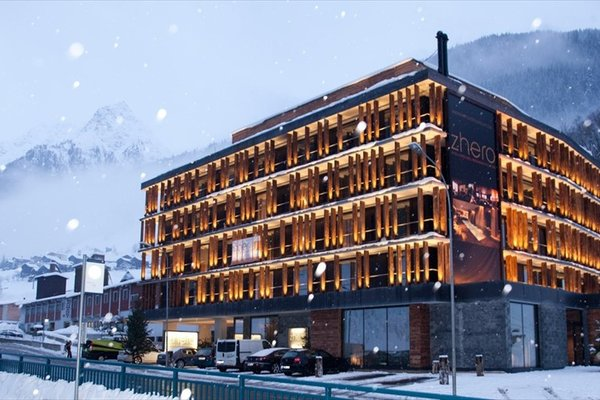 Hotel Zhero - Ischgl/Kappl - фото 23
