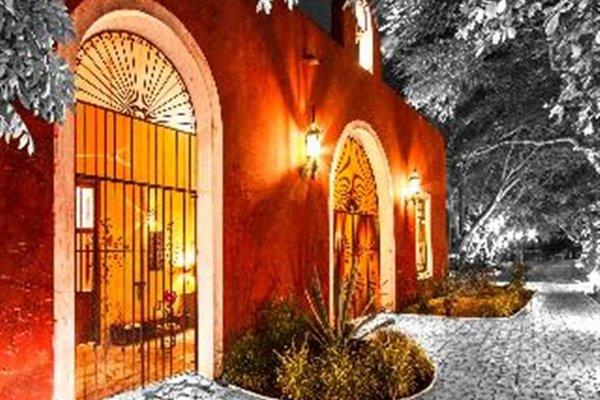 Hacienda Santa Cruz Merida - фото 50
