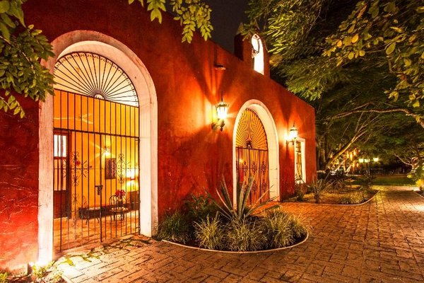 Hacienda Santa Cruz Merida - фото 20
