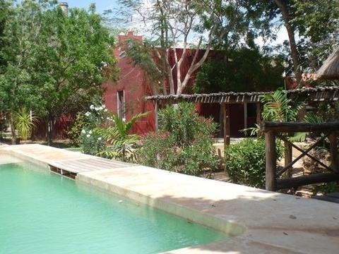 Hacienda Santa Cruz Merida - фото 22