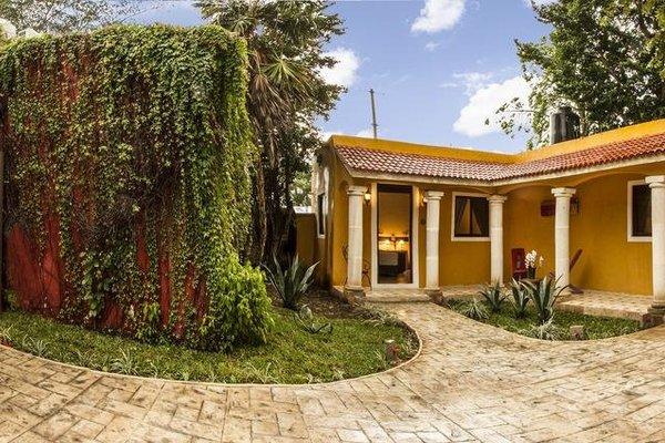 Hacienda Santa Cruz Merida - фото 23