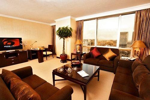 Jin Jiang Fuyuan Hotel - фото 6