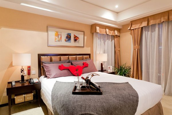 Апарт-отель «Somerset Zhongguancun», Haidian