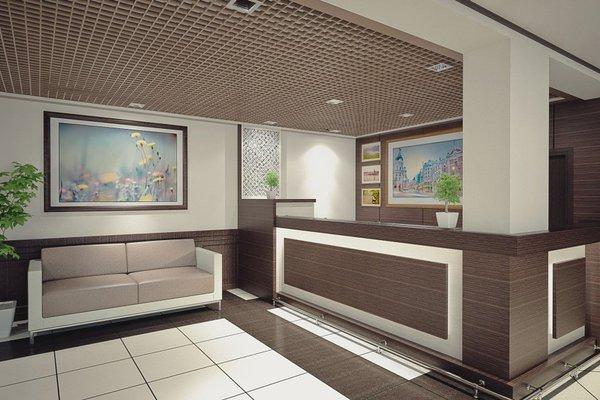 Отель Овертайм - фото 17