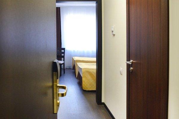 Отель Овертайм - фото 20