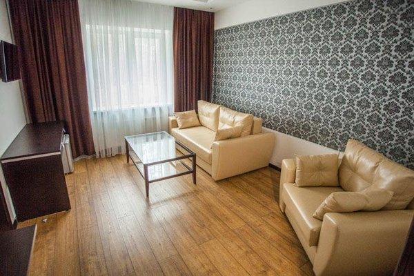 Отель Овертайм - фото 7