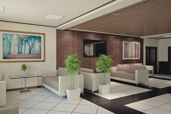 Отель Овертайм - фото 9