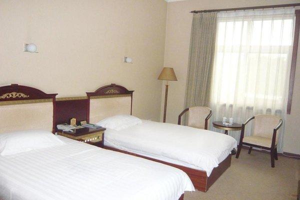 Guo Men Business Hotel, Tianzhu
