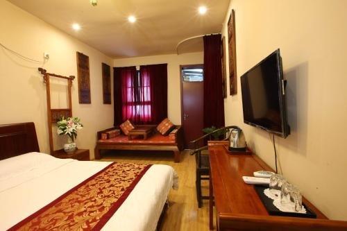 Beijing Yue Bin Ge Courtyard Hotel - фото 5