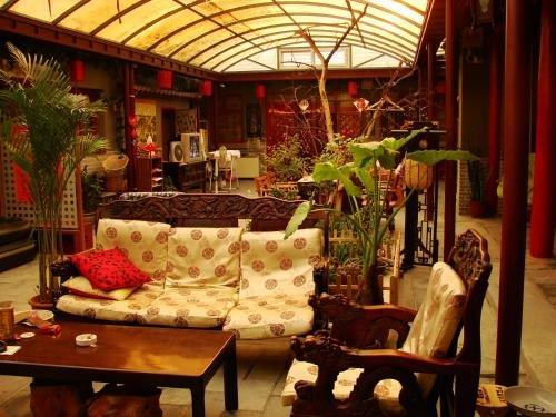 Beijing Yue Bin Ge Courtyard Hotel - фото 6