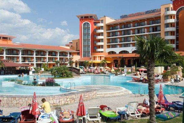 Hrizantema Hotel & Casino - All Inclusive - фото 21