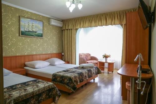 Guest House Yuzhnykh Kultur - фото 9