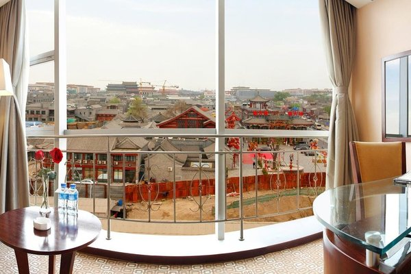 Jingtailong International Hotel - фото 17