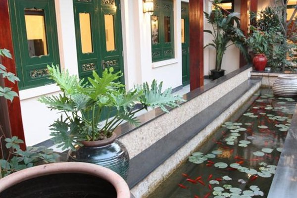Jingshan Garden Hotel - Forbidden City - фото 15