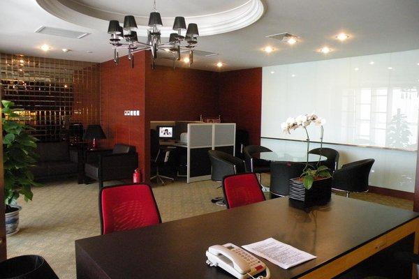 Ritan International Hotel - фото 18