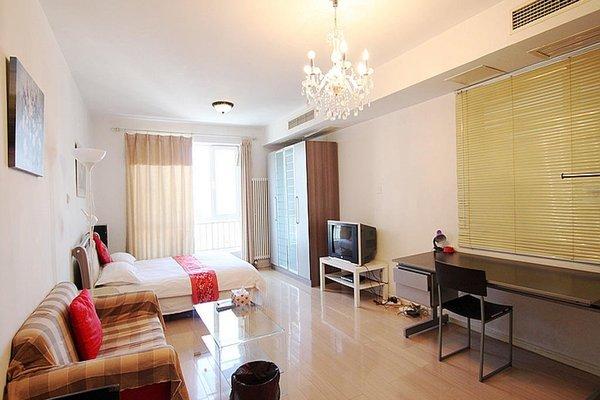 China Sunshine Apartment Guomao - фото 7