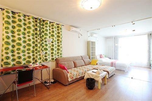 China Sunshine Apartment Guomao - фото 8