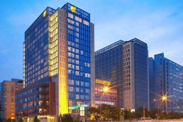 New Century Grand Hotel Beijing - фото 23