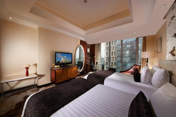 New Century Grand Hotel Beijing - фото 4