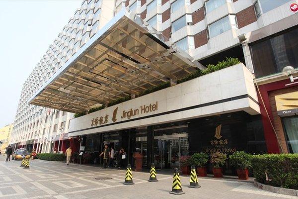 Jing Lun Hotel - фото 21