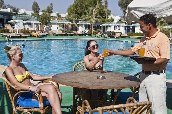 Ghazala Beach Hotel - фото 17