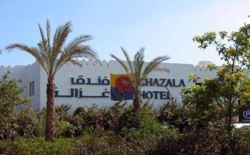 Ghazala Beach Hotel - фото 21