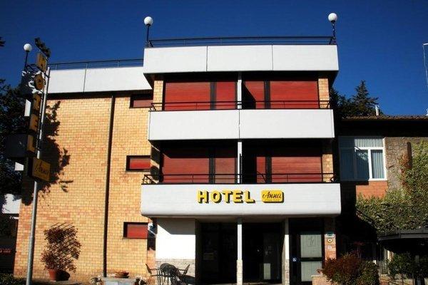 Hotel Anna Siena Nord - фото 21