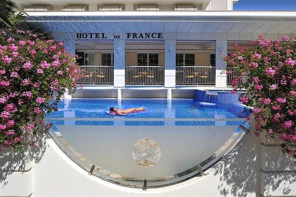 De France Hotel Rimini - фото 19