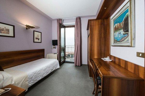 Гостиница «Albergo Moderno», Ловере