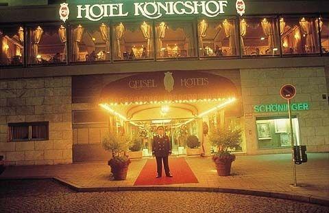 Hotel Königshof - фото 20