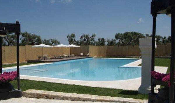 Гостиница «RELAIS MASSERIA MONTALBANO (EX NOVO)», Фазано