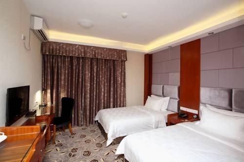 Junyi Apartment hotel, Чжуншань
