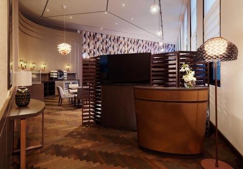 Sheraton Berlin Grand Hotel Esplanade - фото 14