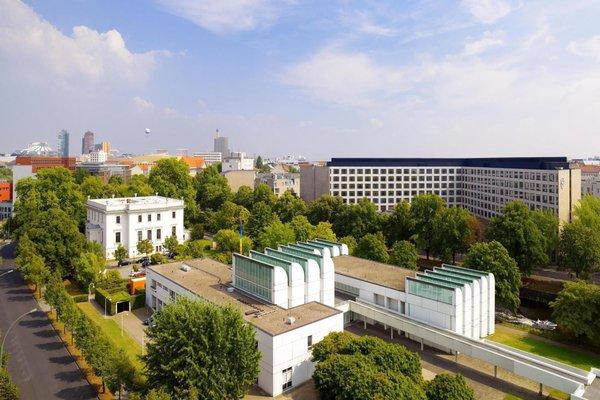 Sheraton Berlin Grand Hotel Esplanade - фото 21