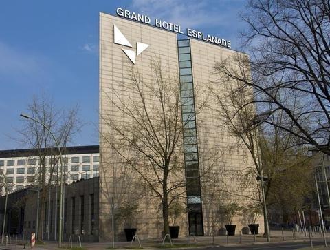 Sheraton Berlin Grand Hotel Esplanade - фото 23