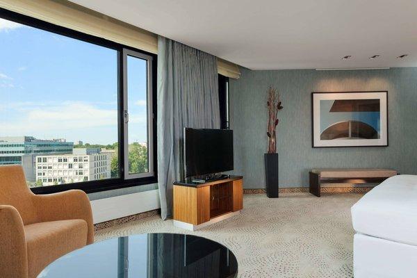 Sheraton Berlin Grand Hotel Esplanade - фото 4