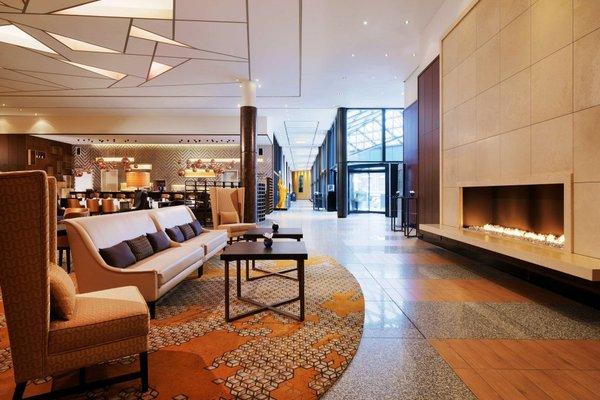 Sheraton Berlin Grand Hotel Esplanade - фото 5
