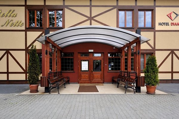 Hotel Diament Bella Notte Katowice - Chorzow - фото 23